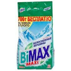 """Стиральный порошок """"Бимакс"""" автомат 3000 гр. (для белого белья)"""