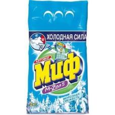 """Стиральный порошок """"Миф"""" автомат 4000 гр. (для белого белья)"""