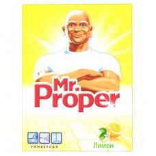 """Средство для пола """"Мистер Пропер""""  порошок 400 гр."""