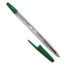 Ручка шариковая CORVINA зеленая