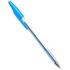 Ручка шариковая Beifa с металлическим наконечником синяя 0,5мм.
