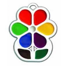 Краски акварельные 8 цв. Луч Цветочек