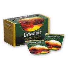 Чай Greenfield Golden Ceylon, черный, 25 пакетиков