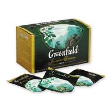 Чай зеленый Greenfield Jasmin Dream (25 пакетиков в упаковке) в Екатеринбурге