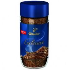 Кофе Tchibo Exclusive, 190г, растворимый сублимированный в стеклянной банке