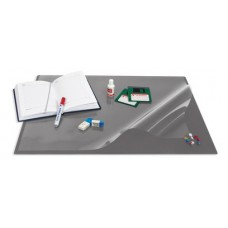 Коврик на стол  с прозрачным верхним листом (590х380 мм)