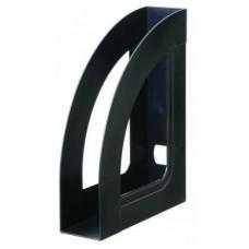 """Лоток вертикальный """"Стамм"""" Респект 7 см. черный"""