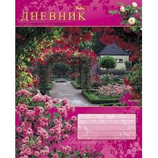 Дневник школьный (обложка ассорти)