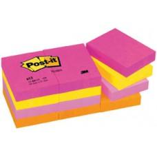 Блок стикеров  38*51мм. 3М Post-it  (12 блоков/100л.)