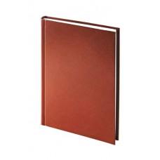 Ежедневник недатированный Ideal А-5 136л. коричневый