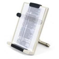 Держатель для бумаг Profi Office HD-2D с зажимом и линейкой