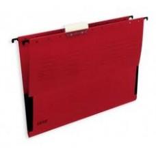 Папка подвесная картонная Leitz А4 (348x270мм.) красная