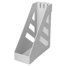 """Лоток вертикальный """"Стамм"""" Ультра 10 см. серый"""