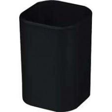 Стакан СТАММ для ручек  черный