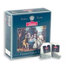 Чай Riston Finest Ceylon, черный, 100 пакетиков