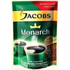 Кофе  Jacobs Monarch 500г, в пакете, сублимированный в пакете