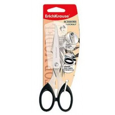 Ножницы 16,5 см E.Krause Top Model пластиковые ручки