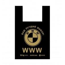 Пакет майка 44*68 ассорти (100шт./уп)