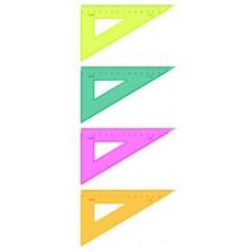 Треугольник 30*13см Стамм прозр. флю ТК33