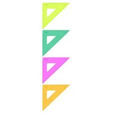 Треугольник 45*16см Стамм прозр. флю ТК57