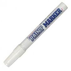 Маркер специальный лаковый MunHwa 4 мм. белый