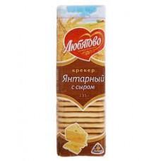 Крекер Янтарный с сыром, 235г