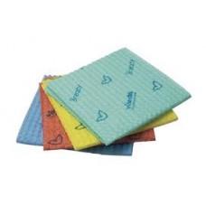 Салфетки универсальные VILEDA 35*35 см (вискоза с микроволокном) 1 шт/уп.