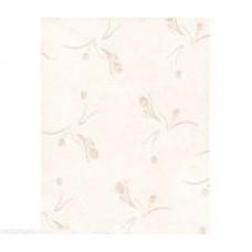 Скатерть Aster Creative бумажная ламинированная, 120*200 см белая