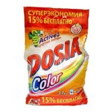 """Стиральный порошок """"Дося"""" автомат 3700 гр. (для цветного белья)"""