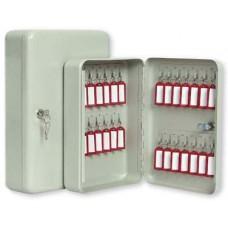 Шкаф на 140 ключей Office-Forcе, цвет серый 370*280*80