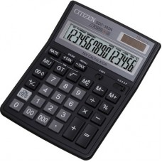 Калькулятор Citizen SDC-395 N 16 разрядов, 143*195мм