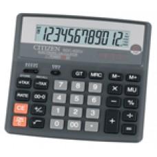 Калькулятор Citizen SDC-620 II 12 разрядов, 2 памяти 156*156мм