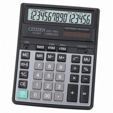 Калькулятор CITIZEN  SDC-760  16-разрядный, 204*158мм