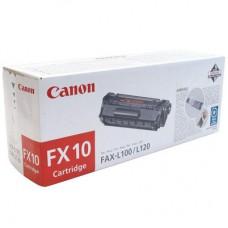 Тонер-картридж Canon FX-10 (черный)