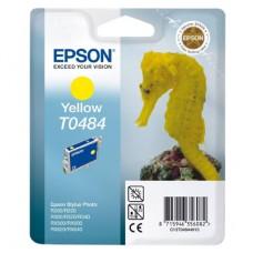 Картридж Epson C13T048440 (желтый)