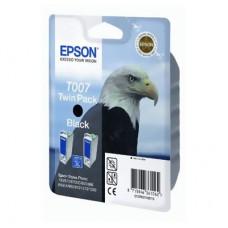 Картридж Epson C13T007402 (черный)