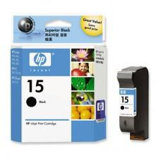 Картридж HP 15 C6615D (черный)
