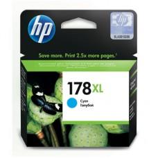 Картридж HP 178XL CB323HE (голубой)