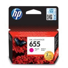 Картридж HP 655 CZ111AE (пурпурный)