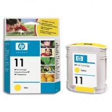 Картридж HP 11 C4838A (желтый)