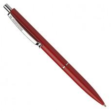 Ручка для логотипа Schneider автомат K-15 красный корпус, синяя 308-4/3