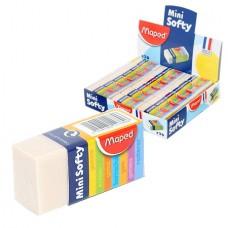Ластик MAPED SOFTI MINI (картонный держатель)