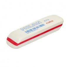 Ластик MILAN пластиковый 78х23х12 мм. ассорти