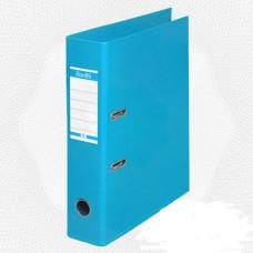 Регистратор Bantex А4 50мм ПВХ двухсторон. небесно-голубой