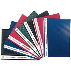 Папка на 10 файлов E.KRAUSE синяя