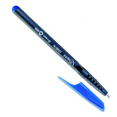 Ручка шариковая MAPED GREEN DARK 0.6, треугольный корпус, синяя