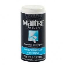 Сахарозаменитель Maitre de Sucre, 650шт.