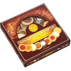 Печенье «Бискотти» (ассорти, 345г)