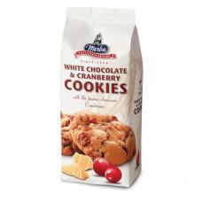 Печенье Мерба с клюквой и белым шоколадом, 200г