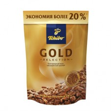 Кофе Tchibo Gold Selection растворимый 285г (пакет)